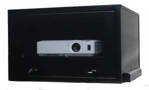 outdoor projector enclosures